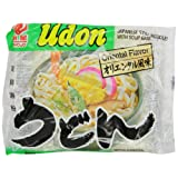 Myojo Udon Japanese Style Noodles with Soup Base, Oriental Flavor, 7.22-Ounce Bag (Pack of 15)