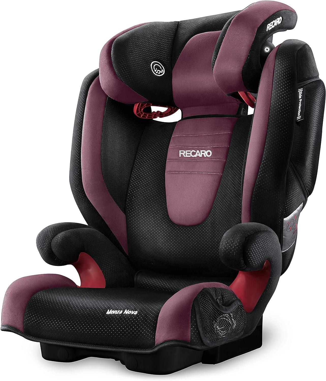 Recaro Monza Nova 2 - Silla de coche para bebe, grupo 2/3, color ...
