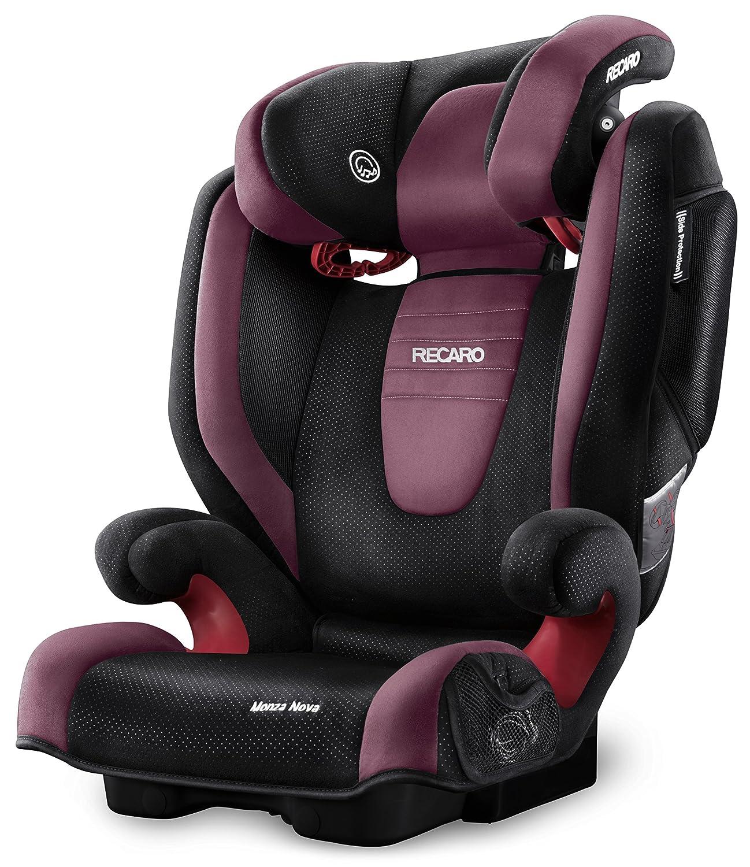 Recaro Monza Nova 2 - Silla de coche para bebe, grupo 2/3, color Violeta (Purple)