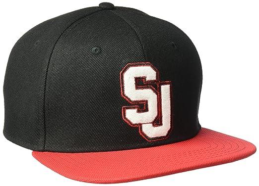 Amazon.com  Sean John Men s Chenille Jersey Baseball Cap ... c0647610b19