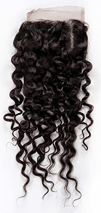 Amazon neo 12 inch lace closure bohemian deep curly hair neo 12quot inch lace closure bohemian deep curly hair extensions best quality virgin remy human pmusecretfo Gallery