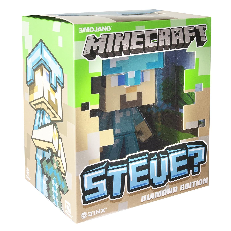 Minecraft Diamond Steve 6 Vinyl Figure Spin Master GE2504