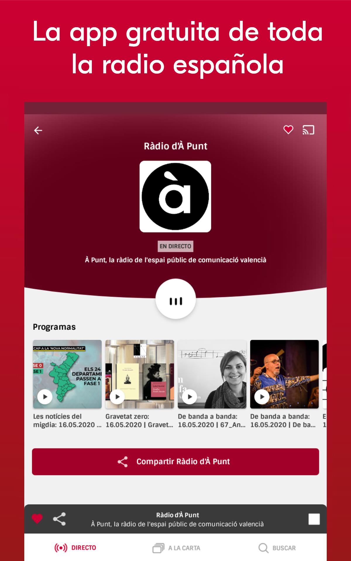 Radioplayer España: Amazon.es: Appstore para Android