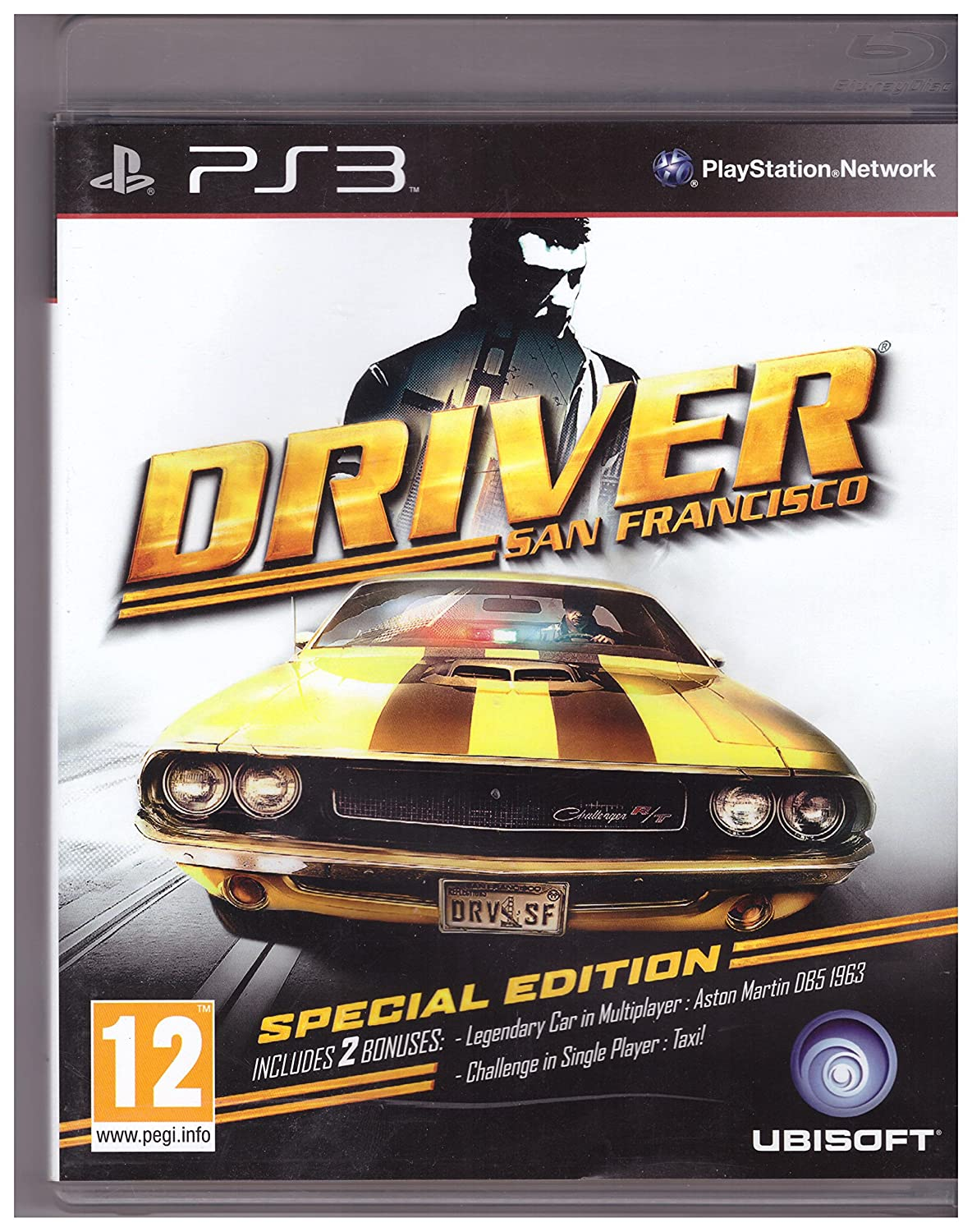 Driver San Francisco special edition: Amazon co uk: PC
