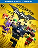 The LEGO Batman Movie (Bilingual) [3D Blu-Ray + Blu-Ray + UV Digital Copy]