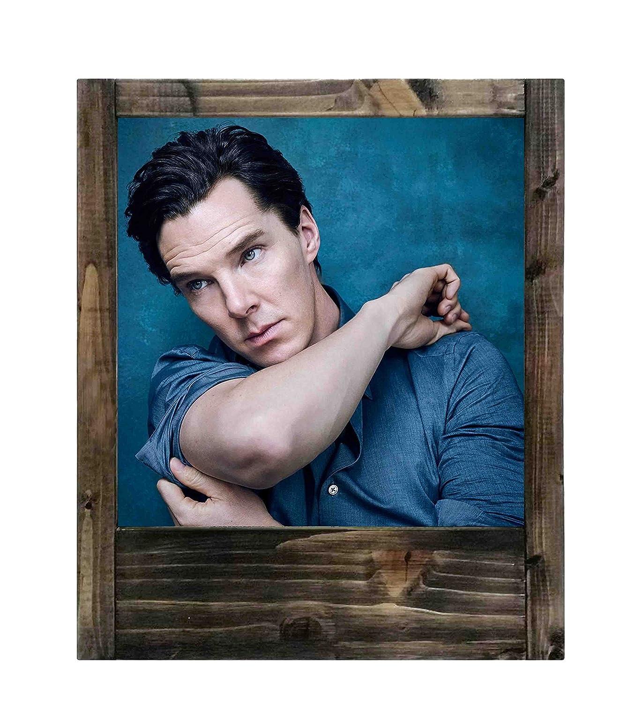 Lampe aus Holz Benedict Cumberbatch