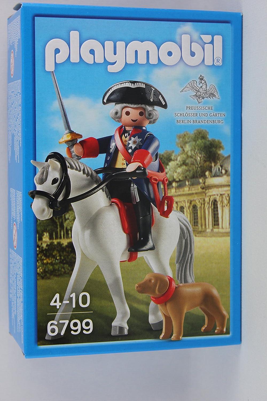 Playmobil Friedrich the Great Prussia am Rhein 6799