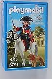 Playmobil - 6799 - Friedrich der Große mit Pferd und Hund, Sonderauflage