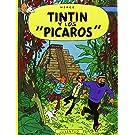 C- Tintin y los Picaros (LAS AVENTURAS DE TINTIN CARTONE)