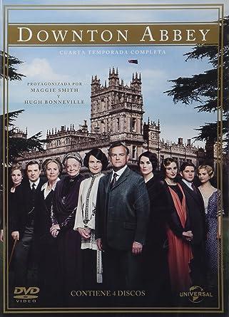 Amazon.com: Downton Abbey Temporada 4 Español Latino: Movies & TV
