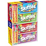 Skittles Starburst, Fruity Candy Variety Box, 30 Single Packs