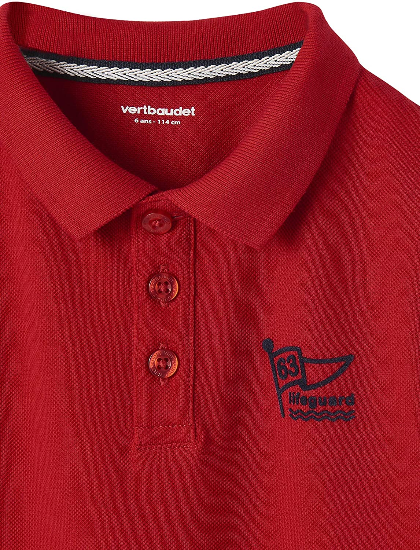 Vertbaudet Jungen Poloshirt