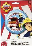 Amscan - 3013201 - Standard Hx Sam Le Pompier Happy Birthday - Hélium S60 Sous Sachet 43 cm