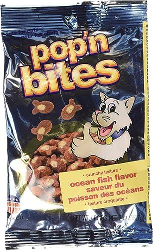Rush Direct, Inc. Pop n Bites Treats for Cats, 2 oz