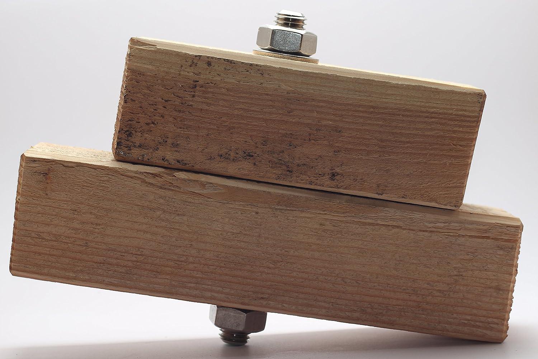 5/unidades pernos de rosca rosca Barras rosca St/ücke ancla Barra DIN 976/de A2/acero inoxidable V2/A
