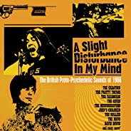 Slight Disturbance In My Mind: British Proto-Psychedelic Sounds Of1966 / Various