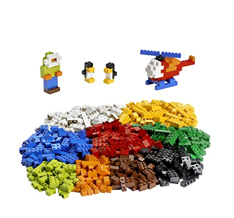 Amazon.com: LEGO Bricks & More Builders of Tomorrow Set 6177 ...
