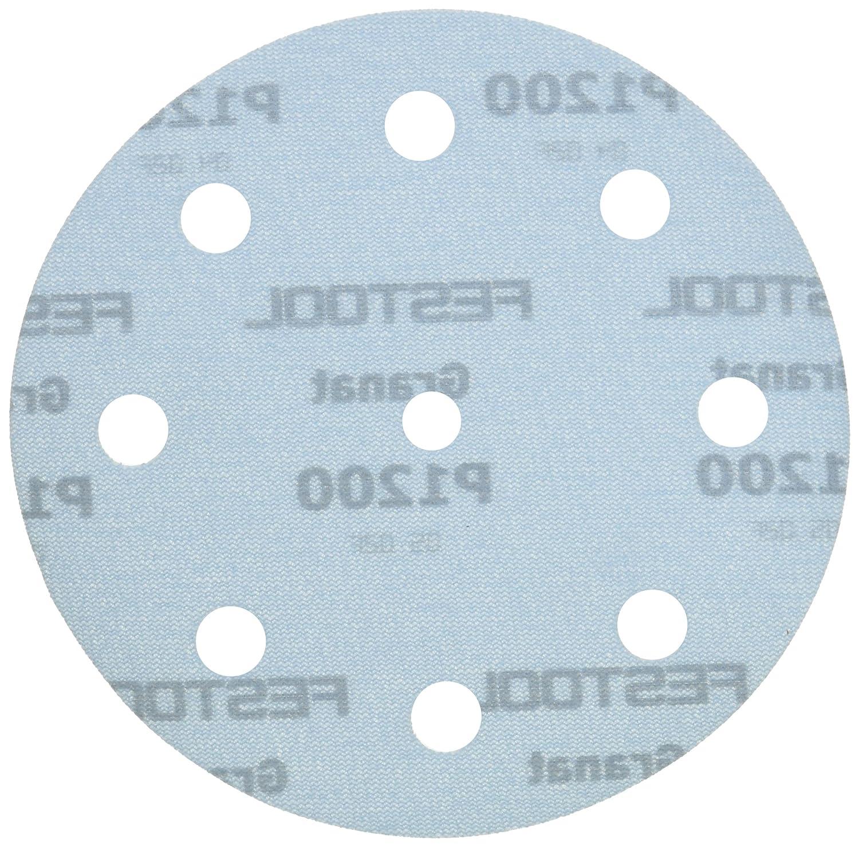 Festool 497179 D125 stf 90 p800 gr pacchetto di 50 50 dischi abrasivi