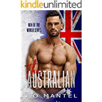 The Australian (Men of the World Book 1) book cover