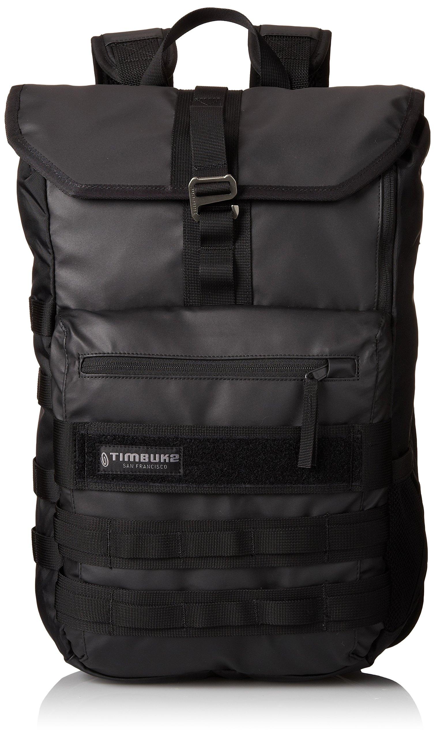 Timbuk2 Spire Laptop Backpack, Black, One Size