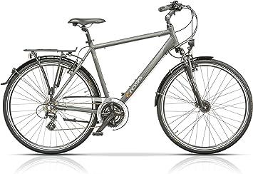 Cross Areal Gent - Bicicletas trekking Hombre - gris Tamaño del ...