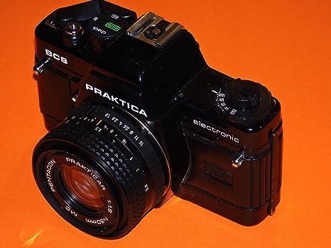 Fotos – Praktica BCS Electronic incl. Objetivo Pentacon práctica ...