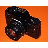 Macchina fotografica–Praktica BCS Electronic incl. Obiettivo Pentacon prak ticar 1: 1.8F = 50mm MC–SLR Camera–Analogico fotocamera reflex # # Ingegneria OK–by Photo Blitz # #