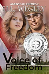 Voice of Freedom (Against All Enemies Book 2) Kindle Edition