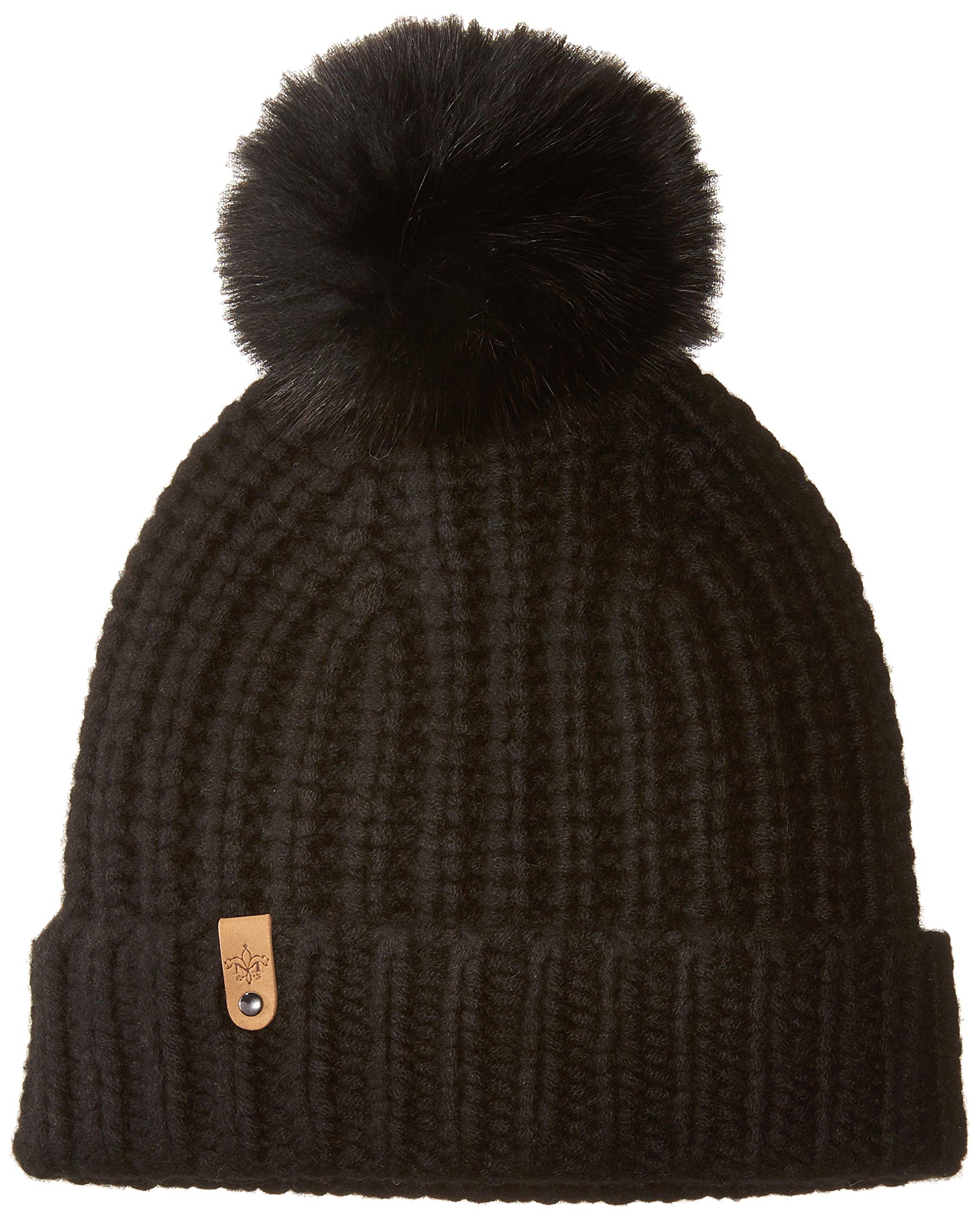Mackage Women's Dori Beanie, Black, One Size by Mackage