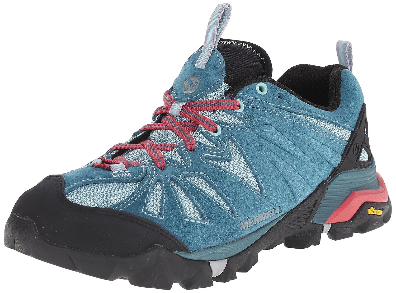 Merrell Women's Capra hiking Shoe B00QYGZKXQ 9.5 B(M) US|Dragonfly