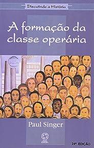 A formação da classe operária