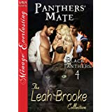 Panthers' Mate [Black Panthers 4] (Siren Publishing Menage Everlasting)