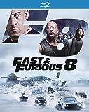 Fast & Furious 8  BD + digital download [Blu-ray] [2017]