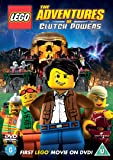 Lego: The Adventures Of Clutch Powers [DVD]