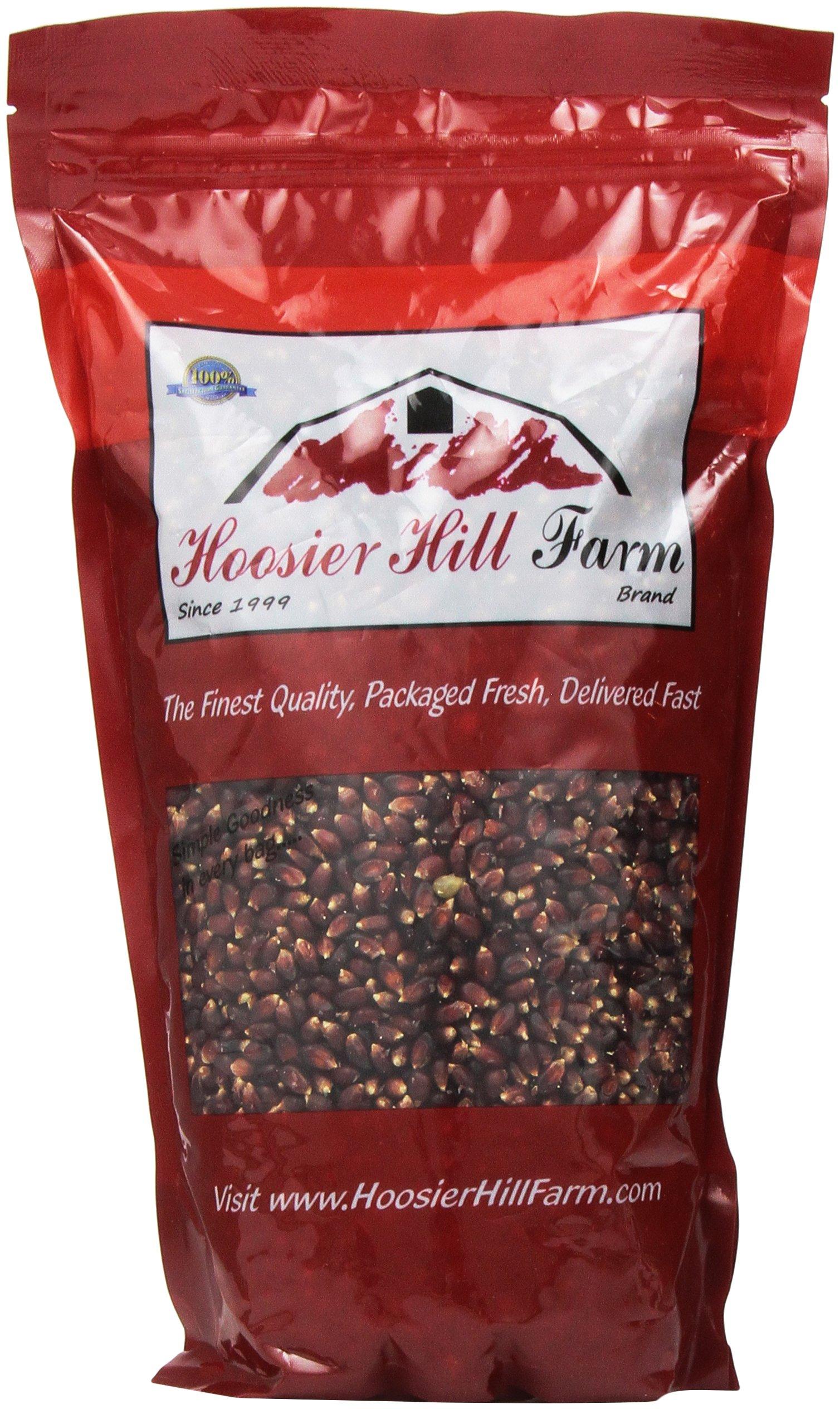 Hoosier Hill Farm Gourmet Popcorn, Ruby Red, 3 Pound