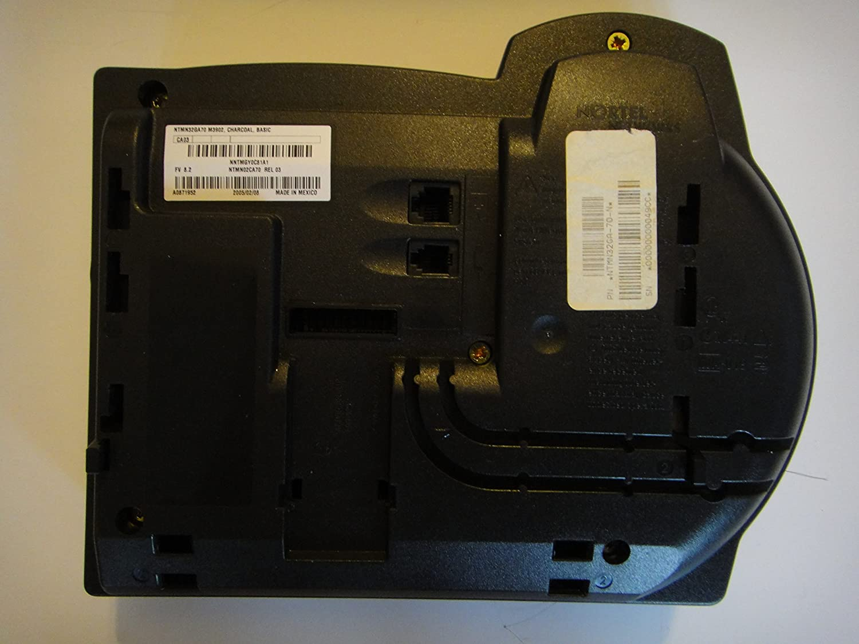 Nortel M3902 Telephone Charcoal
