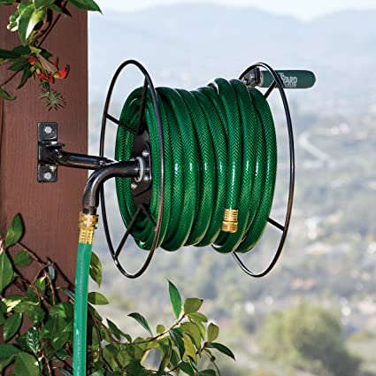 Amazon.com : Yard Butler SRM 90 Mighty Reel : Garden Hose Reels : Garden U0026  Outdoor