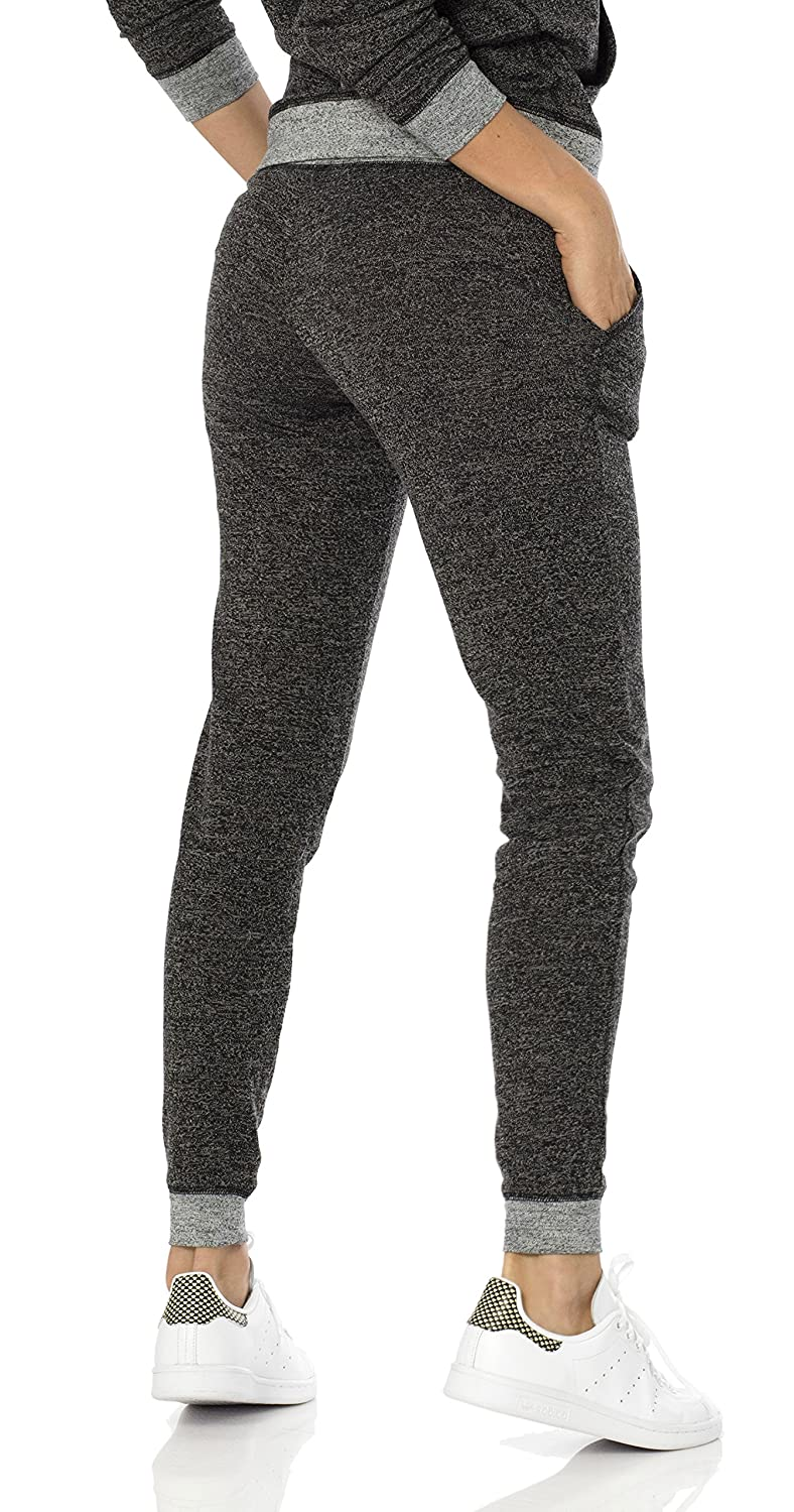 VBRANDED Womens Lightweight Fitted Skinny Joggers Sweatpants