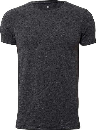 Jbs of Denmark® - Camiseta para hombre, cuello redondo, bambú ...
