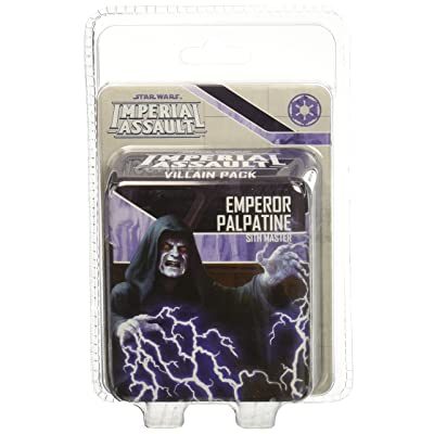 Star Wars: Imperial Assault - Imperial Assault Emperor Palpatine: Toys & Games