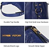 Hynes Victory Woven Pattern Hobo Bag Stylish Hobo