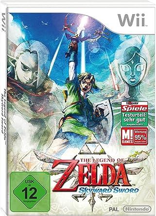 Nintendo The Legend of Zelda - Juego: Amazon.es: Videojuegos