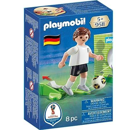 PLAYMOBIL - Futbolista Italia (68950): Amazon.es: Juguetes y juegos
