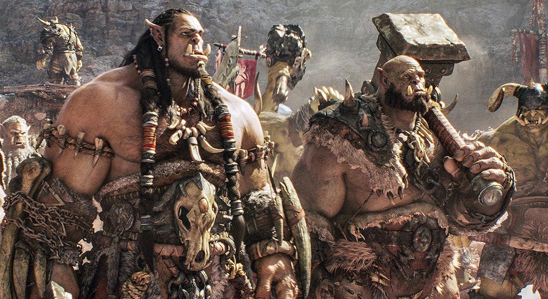 Amazon.com: Warcraft [Blu-ray+DVD+Digital HD]: Travis Fimmel ...
