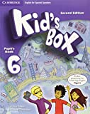 Kid's Box for Spanish Speakers Level 6 Pupil's Book Second Edition - 9788490367636