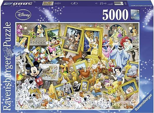 Mickey Mouse- Puzzle (Ravensburger 17432): Amazon.es: Juguetes y juegos