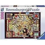 Ravensburger Road Trip Usa 1000 Piece Puzzle Varios Toys Games