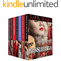 The Blonde Barracuda OMNIBUS Collection: Sexy Romantic Suspense (The Blonde Barracuda's Sizzling Suspense Collection…