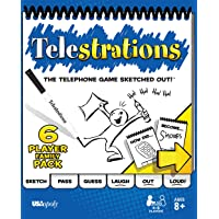 Funskool Telestrations, Multi Color
