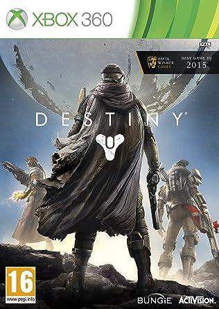 Destiny (Xbox 360): Amazon co uk: PC & Video Games
